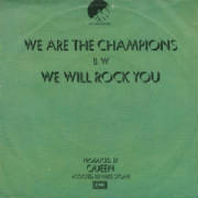 We Are The Champions / We Will Rock You